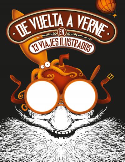 De vuelta a Verne en 13 viajes ilustrados: la novela llevada a la historieta