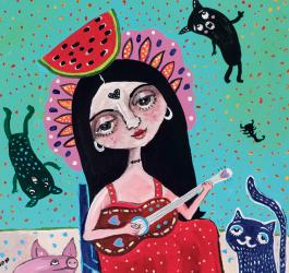 20 retratos de voces femeninas en latinoamérica