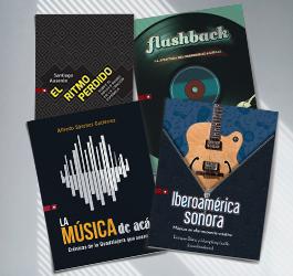Colección La media vuelta: música desde la palabra escrita o el arte gráfico