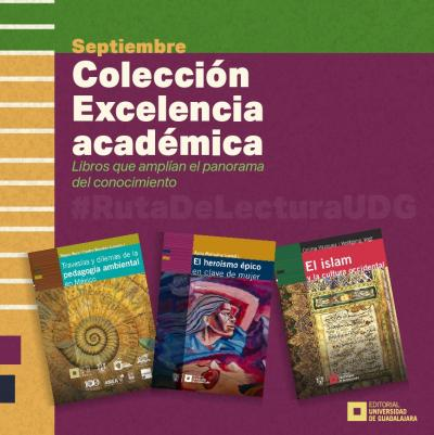 Septiembre: Colección Excelencia Académica